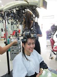 hair blessing rebond review the digital perm experience sunset goddess manila
