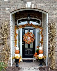 Front Porch Fall Decorating Ideas - 25 bloggers autumn porches fall decorating ideas