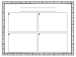 printable book template ks2 blank comic strip template cute printable comic book template