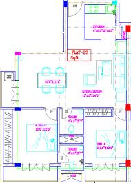 Tara Floor Plan by Svp Fortune Tara By Svp Developers In Sholinganallur Chennai