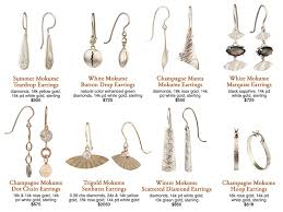 different types of earrings different types of earrings kenetiks types of earrings in earring