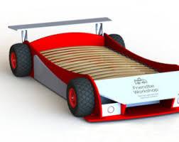 race car bed etsy
