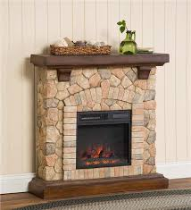amazon black friday infrared fireplace stacked stone electric infrared quartz fireplace heater electric