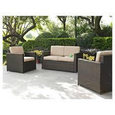 crosley steel patio furniture target