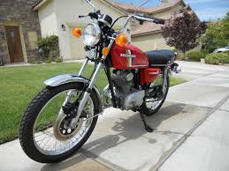 honda cb 125 restored honda cb125 1978 photographs at classic bikes restored