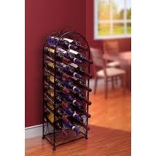 wine racks for less overstock com