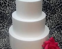 Decorating Cake Dummies Fake Cake Etsy