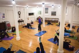 Home Yoga Room by Northfield U2014 The Green Trees Yoga And Movement Studio Moved Into A