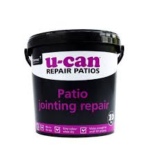 Patio Jointing Compound U Can Patio Jointing Repair 10kg Tub Departments Diy At B U0026q