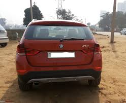 bmw x1 insurance cost what bmw x1 sdrive20d joy for my home team bhp