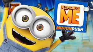 L K He He On Me Minion Rush Youtube