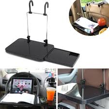 Car Laptop Desk by Caveen Auto Tray Eating Laptop Steering Wheel Desk U0026 Cup Holder