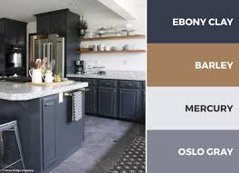 how to match kitchen cabinets with wall color 30 captivating kitchen color schemes