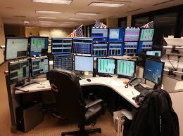 Office Desk Top View Png More Trading Desk Setups Business Insider