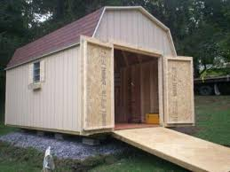 How To Build A Tool Shed Ramp by Things To Consider When Building A Shed Parr Lumber