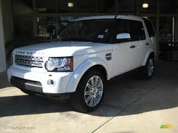 white land rover lr4 2017 2011 fuji white land rover lr4 hse 43184529 gtcarlot com car
