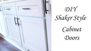 what is a shaker style cabinet cheap diy shaker style cabinet doors