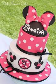 42 best minnie mouse taart images on pinterest birthday party
