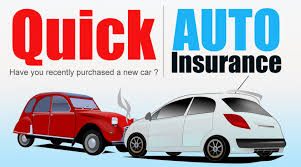 how to get quick auto insurance