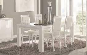 mode esszimmer weiss weiße stühle 2 amocasio - Wei E St Hle Esszimmer