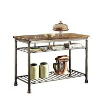 Metal Kitchen Island Tables Amazon Com Home Styles The Orleans Kitchen Island Kitchen U0026 Dining