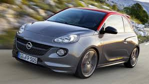 opel 2014 models sporty opel adam s production model revealed performancedrive