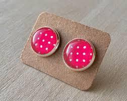 rockabilly earrings rockabilly jewelry etsy
