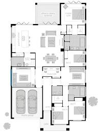 elara 4 bedroom suite floor plan marsden park display homes mcdonald jones homes