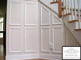 jacksonville crown molding window trim wainscot chair rail