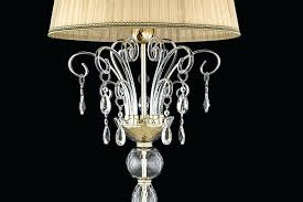 Crystal Chandelier Table Lamp Crystal Floor Lamps Uk Chandelier Table Lamp Shades Home Depot