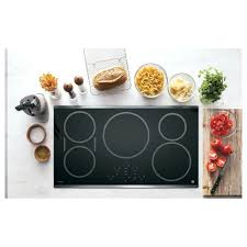 Home Depot Electric Cooktop Wolf Cooktops With Downdraft Ge Monogram 36 Induction Cooktop