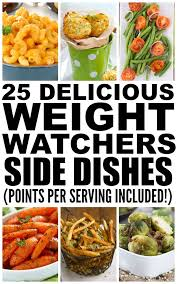 cuisine ww 25 weight watchers side dishes