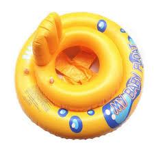 siege enfant gonflable bouée gonflable anneau de natation gonflable avec siège petit
