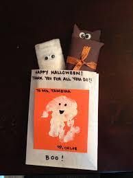 Halloween Gift Bag by Halloween Teacher Gifts Diy Mo