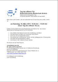 Robert Schuman Schule Baden Baden Robert Schuman Realschule Achern 2017 März 15