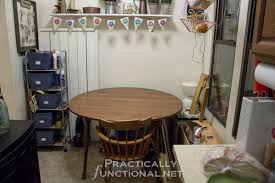 Craft Room Tables - make your own built in craft desk