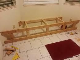 Benches For Kitchen Nooks Kitchen Excellent Kitchen Nook Plans Corner Breakfast Board