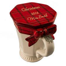 christmas mug the halls personalized christmas mug