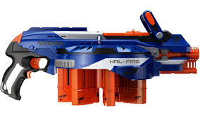 nerf remote control tank nerf hail fire review nerf gun attachments