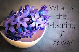 what is the meaning of what is the meaning of taqwa about islam