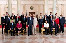 Role Of Cabinet Members Confirmations Of Barack Obama U0027s Cabinet Wikipedia