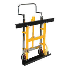 Home Depot Movers Dolly by Vestil Pallet Rack Lifting Dolly Prrj 10 D The Home Depot