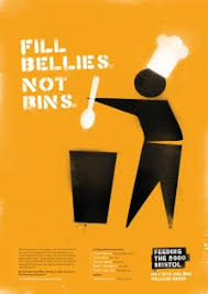 bray outdoor ads fareshare fill bellies not bins 4 print ad by bray leino