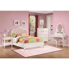 Diamond Furniture Bedroom Sets by Coaster Caroline Storage Bedroom Set With Diamond Tufted Headboard