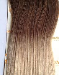 sallys hair extensions sallys hair extensions tressmatch 16 18 clip in remy remi