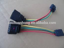 automotive wiring harness the sensor plug wires 4 pin waterproof
