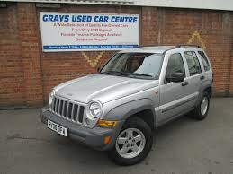 used jeep cherokee sport for sale motors co uk
