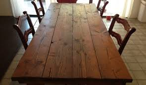 Rustic Farmhouse Dining Table And Chairs Rustic Farmhouse Dining Table Dining Room Sustainablepals Rustic