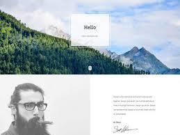 bodo a free html personal portfolio template freebiesbug