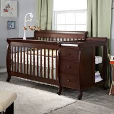Convertible Baby Crib Sets Free Mattress Davinci Kalani 4 In 1 Convertible Crib And Changer